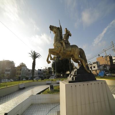 91 Aniversario de la Reincorporación de Tacna al Perú