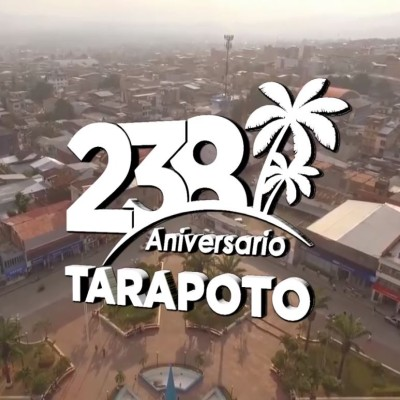 238 años de la fundación de Tarapoto