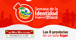 La Semana de la Identidad Regional