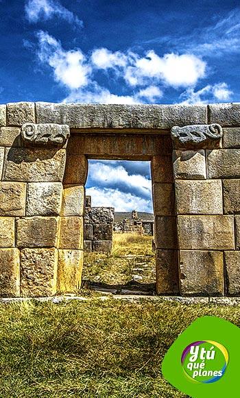 Zona Arqueológica Monumental de Huánuco Pampa