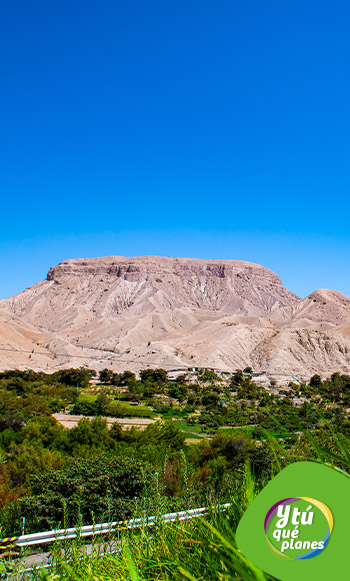 Cerro Baúl En Moquegua