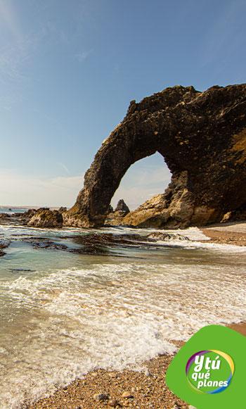 Playa La Lobera de Marcona