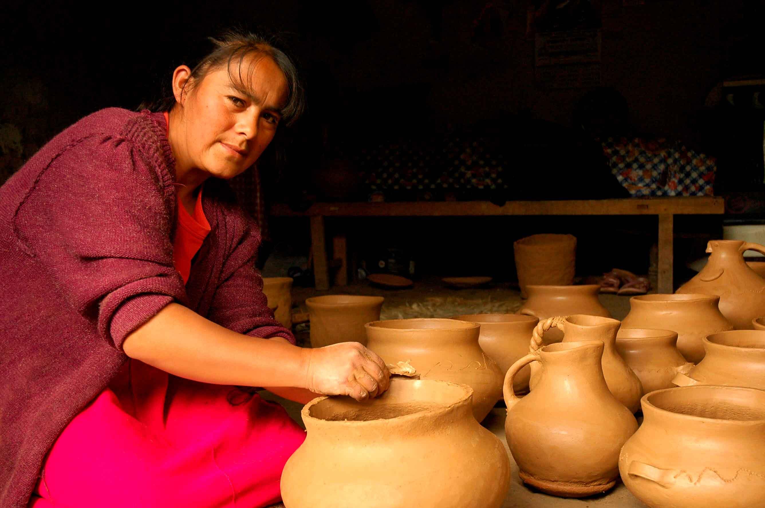 Artesanías del Amazonas