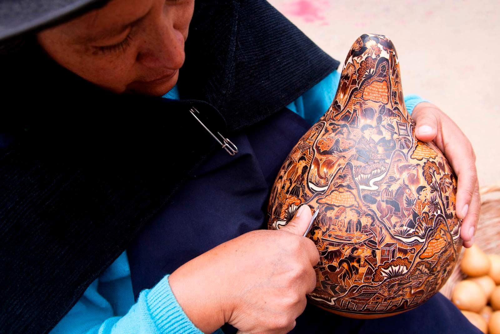 artesanías de Cochas
