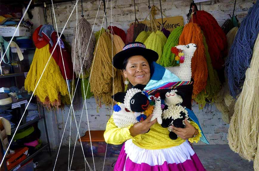 Taller de Artesanía en Ayacucho