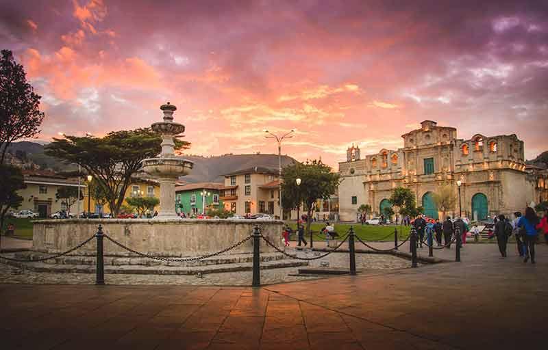 City tour Cajamarca virtual