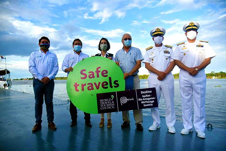 Loreto ya tiene Sello Safe Travels