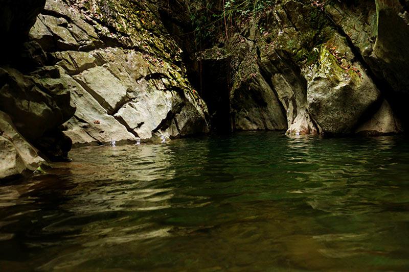 Quebrada Churo