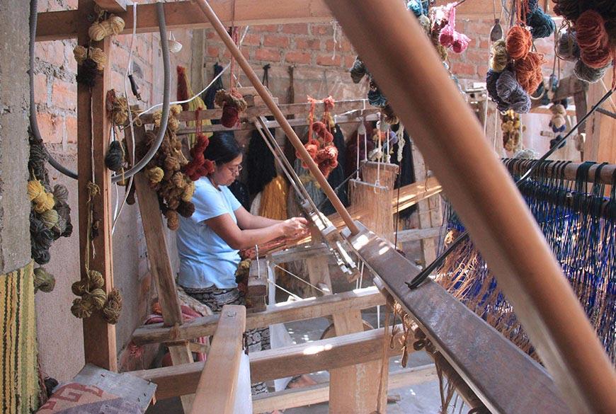 Taller de Artesanía en Lurín