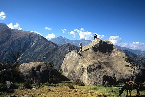 Cañones peruanos que no sabías que existían - Cañón del Apurímac