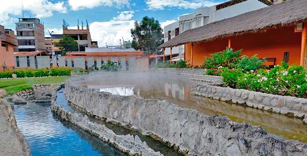 Baños del Inca de Cajamarca