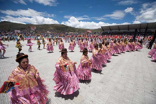 Vacaciones de verano a Puno