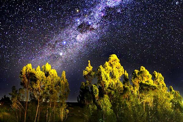 Cielo de Valle Sagrado de los Incas