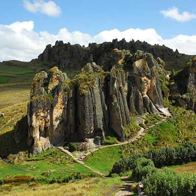 Tres lugares que no te puedes perder en Cajamarca