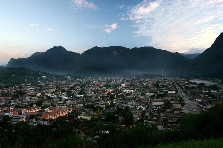 Montaña Bella Durmiente