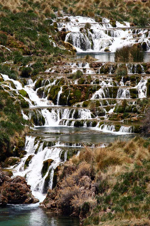 Cataratas en Nor Yauyos Cochas