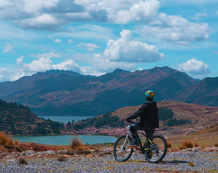 Conoce el Valle sagrado en bicicleta