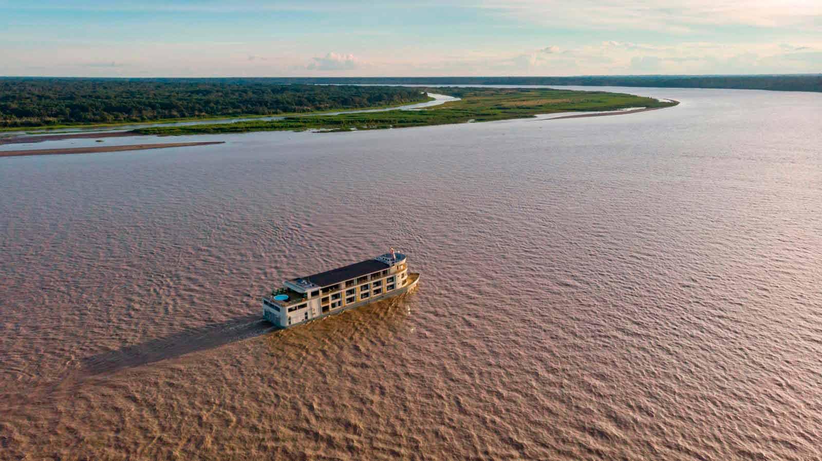 Perú nominado en los World Cruise Awards