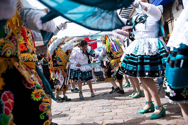 danzantes Corpus Christi