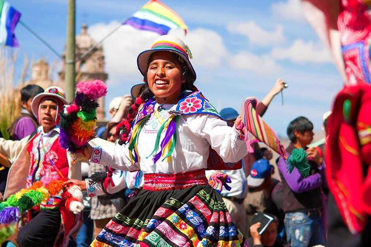bailes tradicionales en cusco
