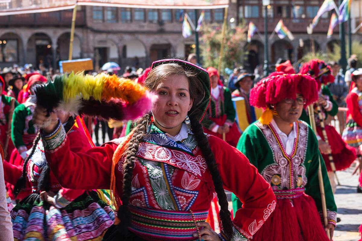 fiestas incas