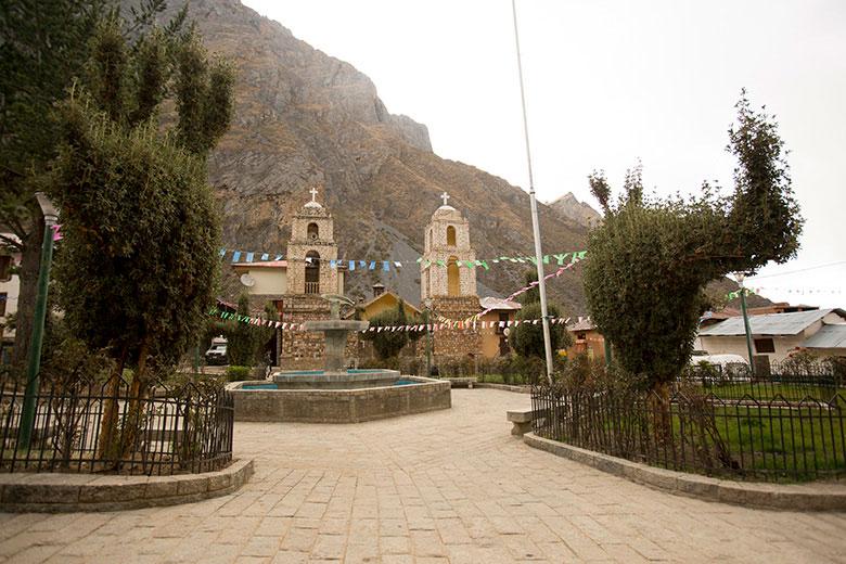 Huancaya Nor Yauyos Cochas