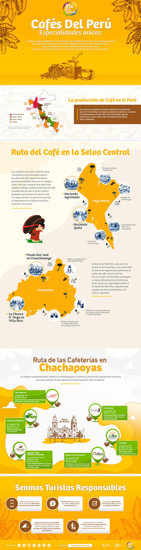 Infografía Café peruano