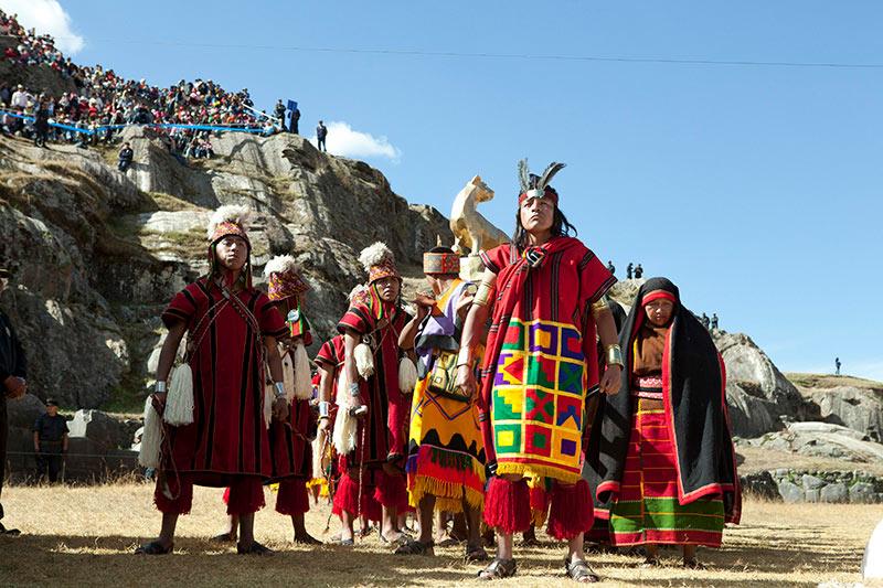 La fiesta del Inti Raymi