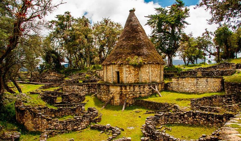 Casas de Kuélap