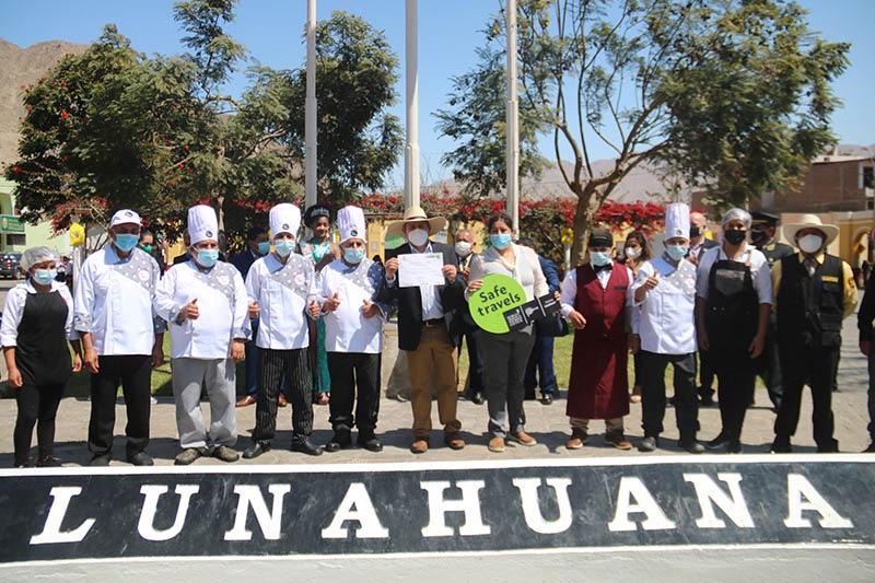 Safe Travels Lunahuaná