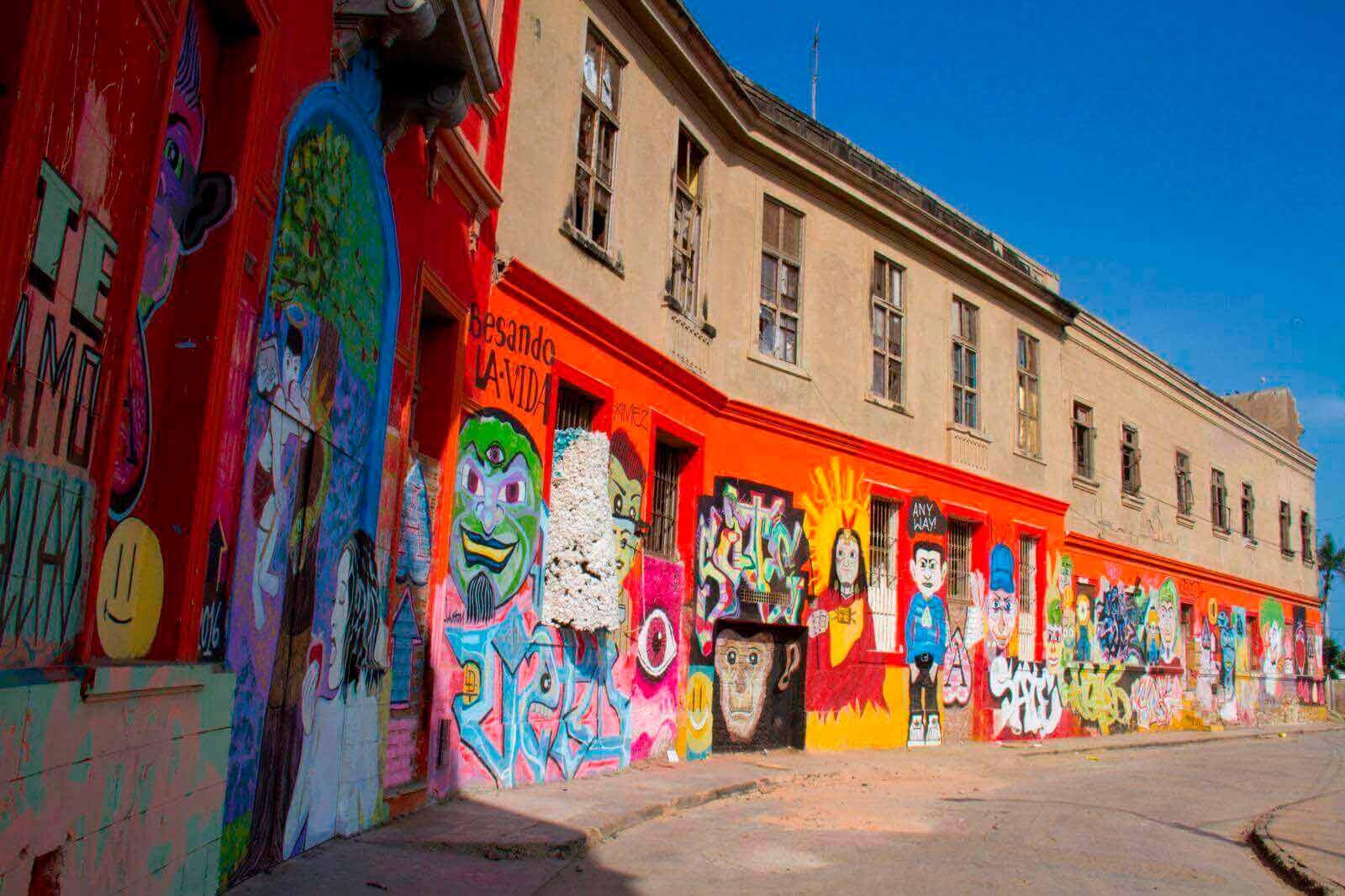 grafitis-callao