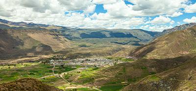 Valle del Colca logra máxima distinción turística e iguala a Machupicchu