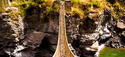 Cusco: reconstrucción del puente inca de Q'eswachaka empezará el 15 de abril