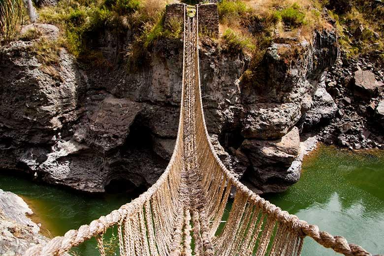 Puente Inca Q'eswachaka