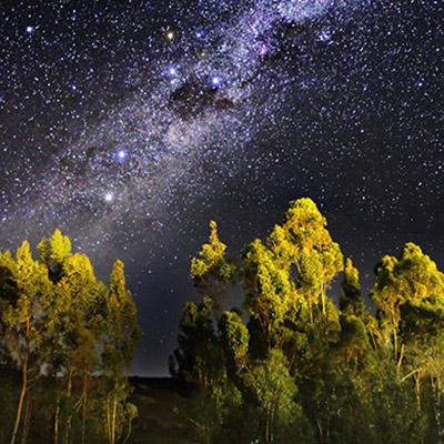 Cuatro destinos en los que podrás ver las estrellas como en ningún otro lugar