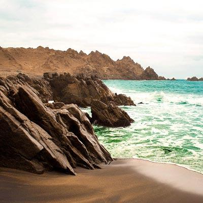 Viaja al sur de Perú y descubre sus mejores playas