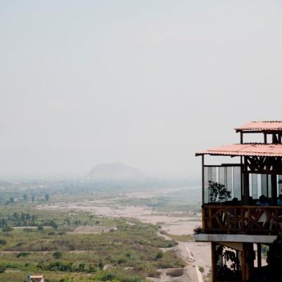 Azpitia, el balcón del cielo lo encuentras en Lima