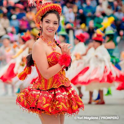 Fiesta de la Candelaria, tres danzas que te cautivarán