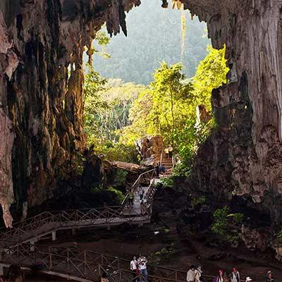 Recorre estas cuevas misteriosas y descubre su encanto