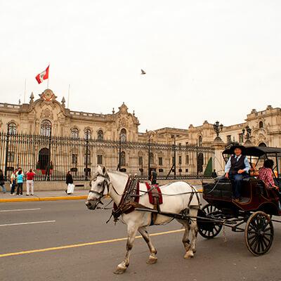 Súmate a la celebración de los 485 años de Lima