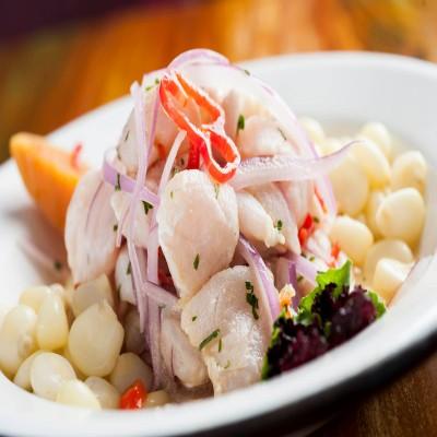 Cebiche, plato peruano de calidad mundial