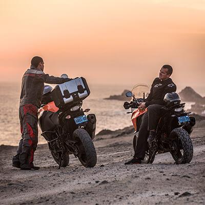 Viaja por tu país en motocicleta, una buena forma de celebrar el Día Nacional del Motociclista