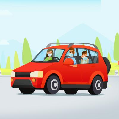 Conoce cómo podrás hacer turismo con tu auto sin ningún riesgo