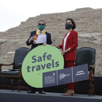 Miraflores es el cuarto destino peruano en recibir sello Safe Travels
