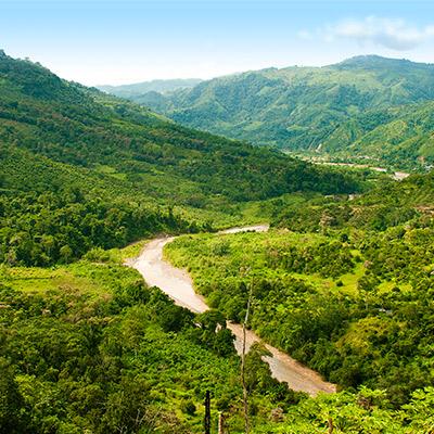 Selva Central y su cautivadora semana turística