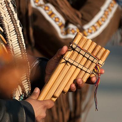 El sonido del Perú en ocho instrumentos musicales