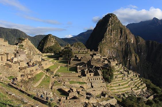 Excursion a Machu Picchu