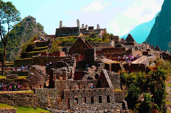 Machu Picchu ruinas