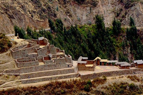 ruinas cuzco