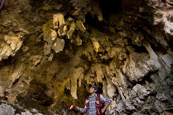 Caverna Quiocta